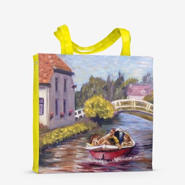 Сумка-шоппер «Счастливое лето»