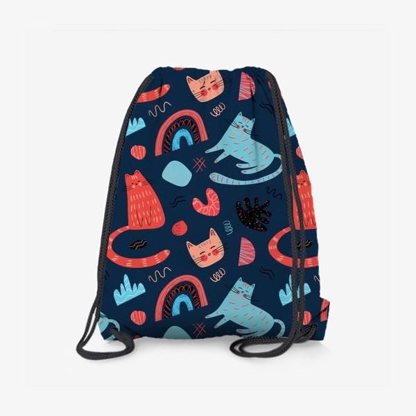 Рюкзак «Котики»