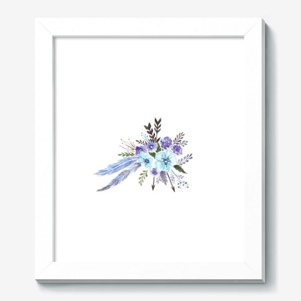 Картина «Indi flowers»