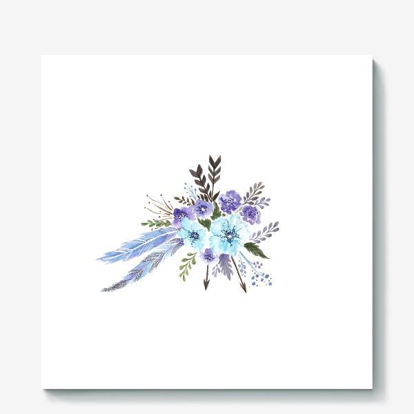 Холст «Indi flowers»
