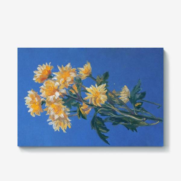 Холст «Flowers»