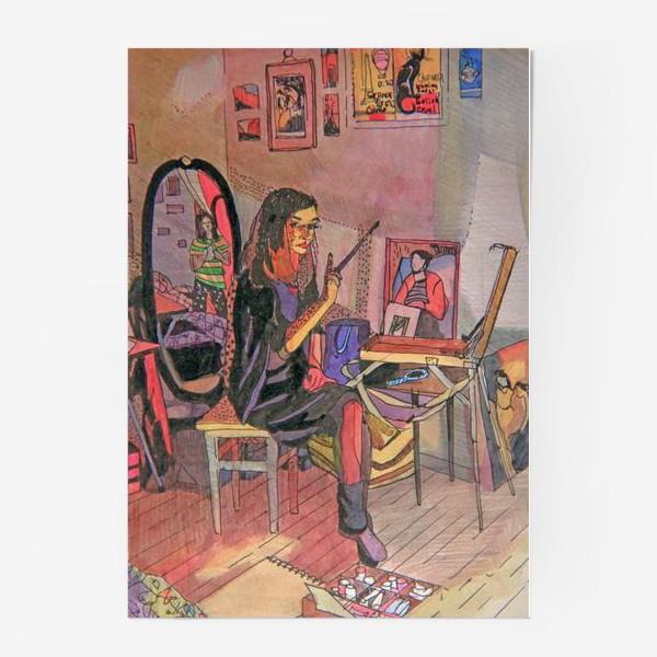 Постер «Художницы»