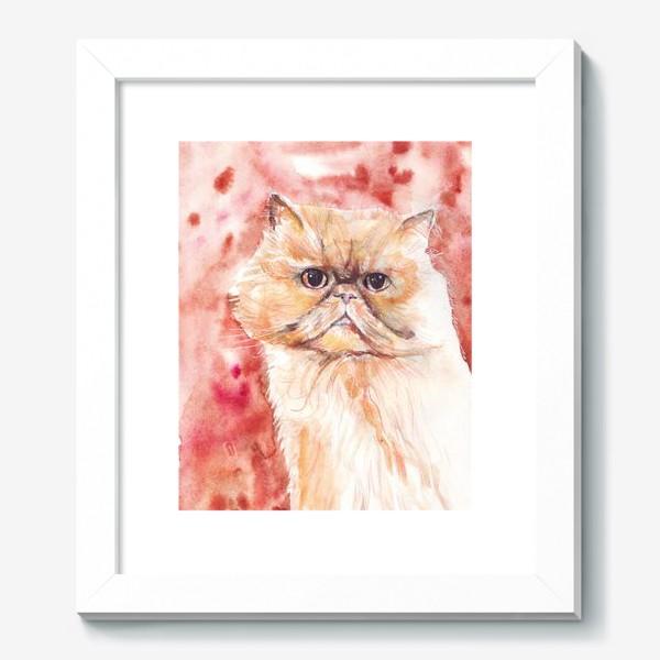Картина «Персидский кот»