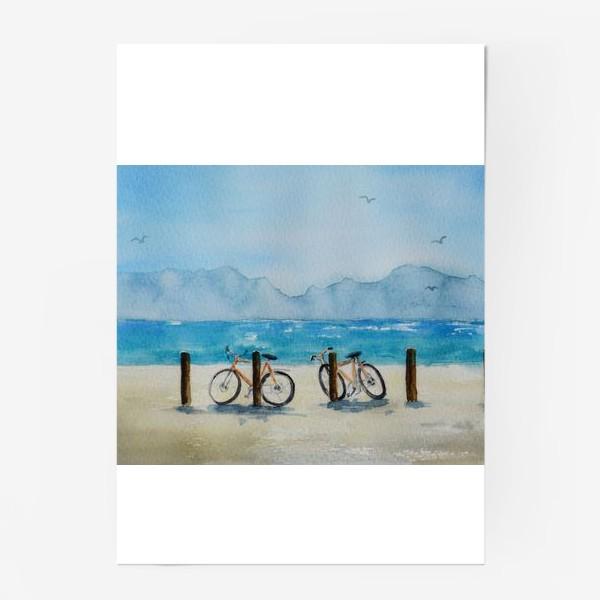 Постер «прогулка»