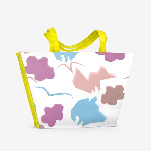 Пляжная сумка «Растельморская»