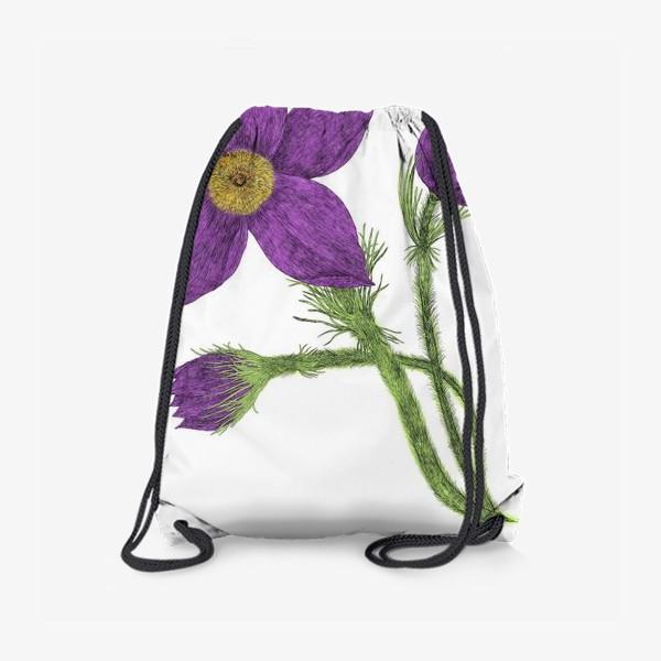 Рюкзак «Весенний цветок»