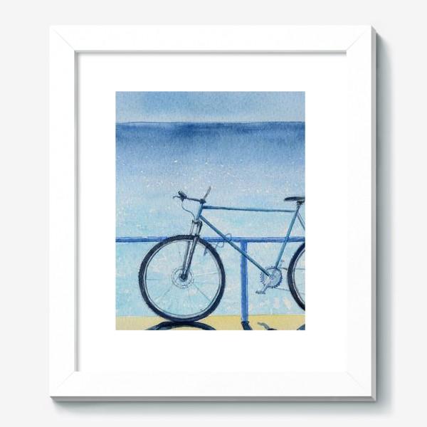 Картина «велопрогулка»