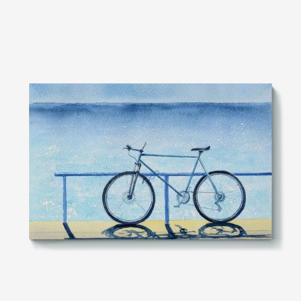 Холст «велопрогулка»