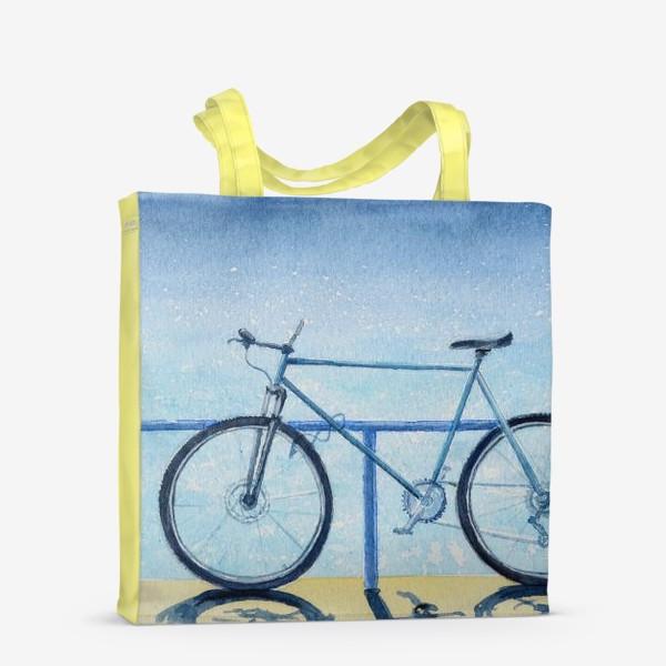 Сумка-шоппер «велопрогулка»
