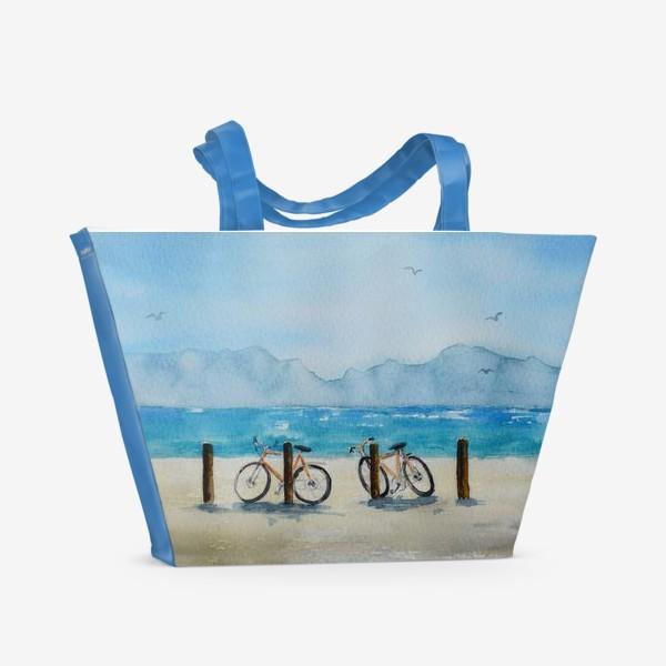 Пляжная сумка «прогулка»