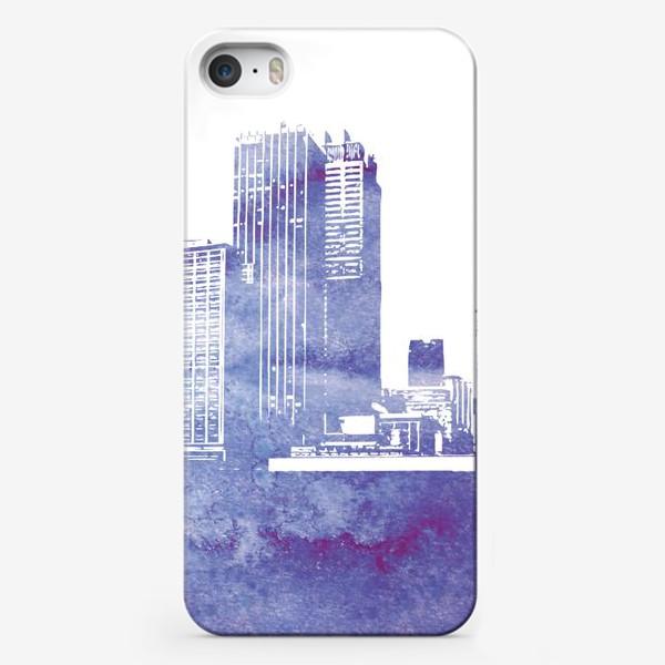 Чехол iPhone «City»