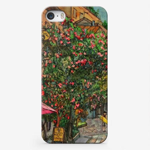 Чехол iPhone «Puerto de la Cruz»