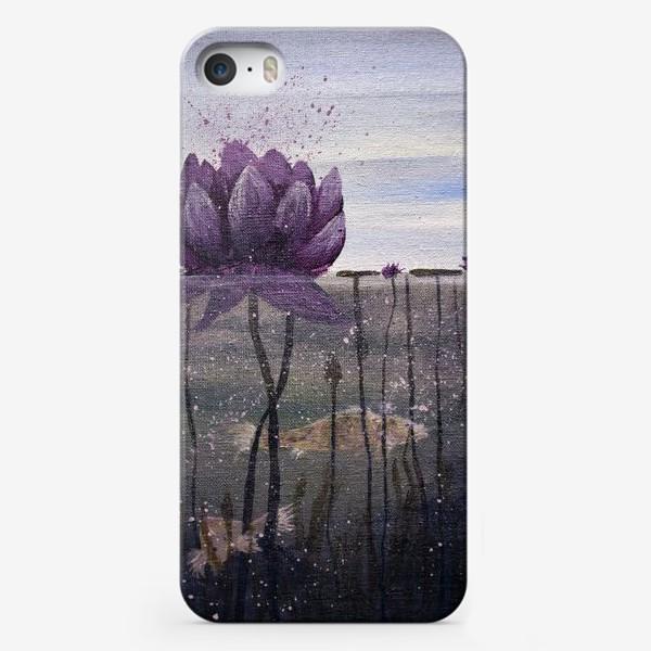 Чехол iPhone «Lotos»