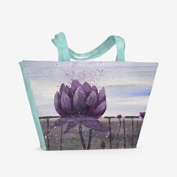 Пляжная сумка «Lotos»