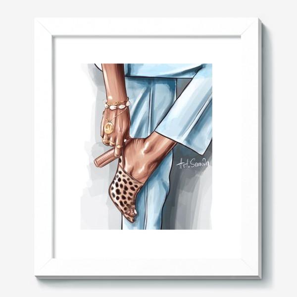 Картина «Ножка1»