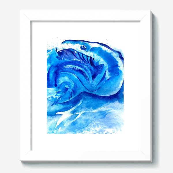 Картина «Синяя мечта»
