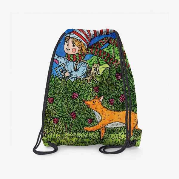 Рюкзак «Ночная прогулка»