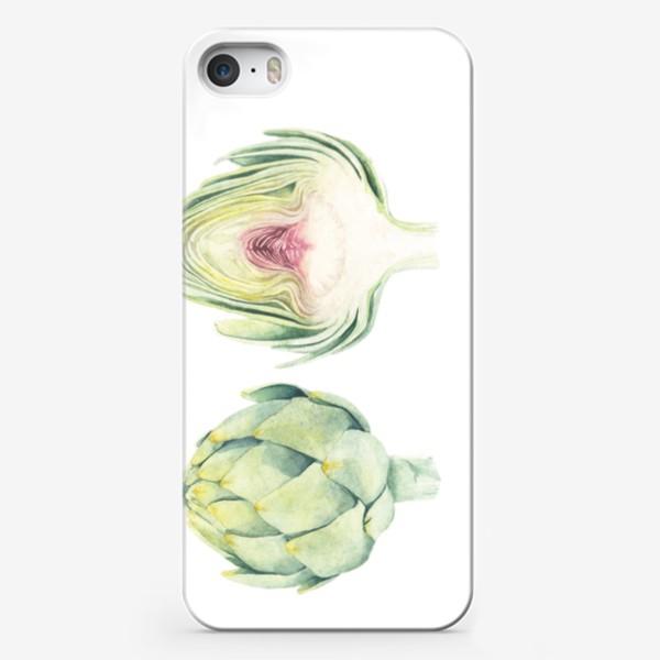 Чехол iPhone «artichok»