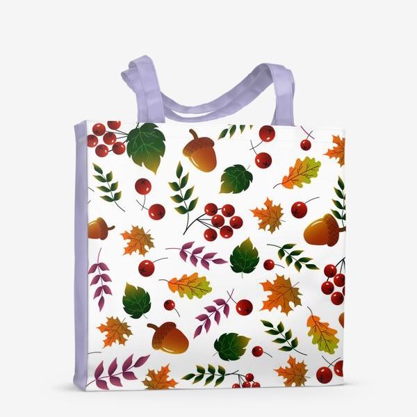 Сумка-шоппер «Осенний лес»