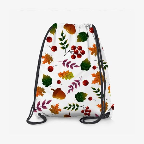 Рюкзак «Осенний лес»