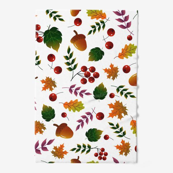Полотенце «Осенний лес»