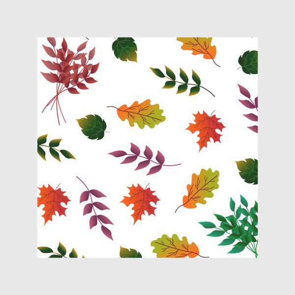 Скатерть «Осенние листья.»