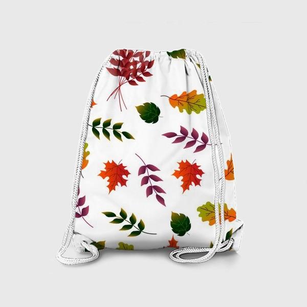 Рюкзак «Осенние листья.»