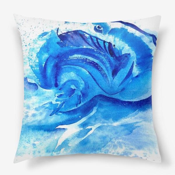 Подушка «Синяя мечта»