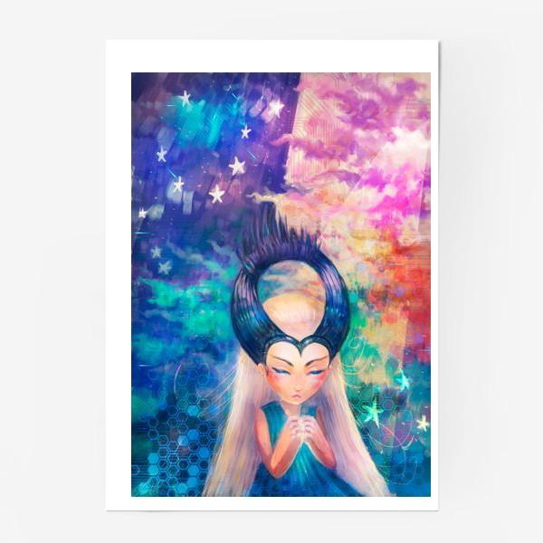 Постер «Звездочка»