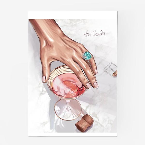 Постер «Бокал 2»