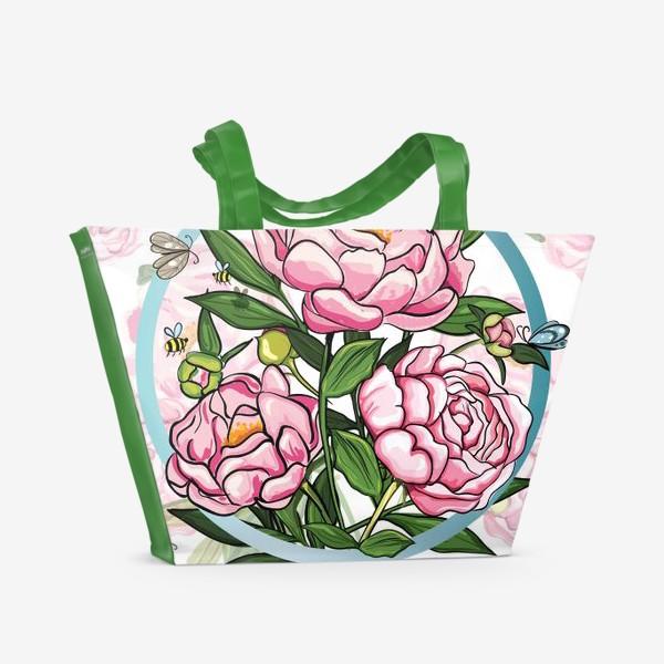 Пляжная сумка «Верь мечтам»