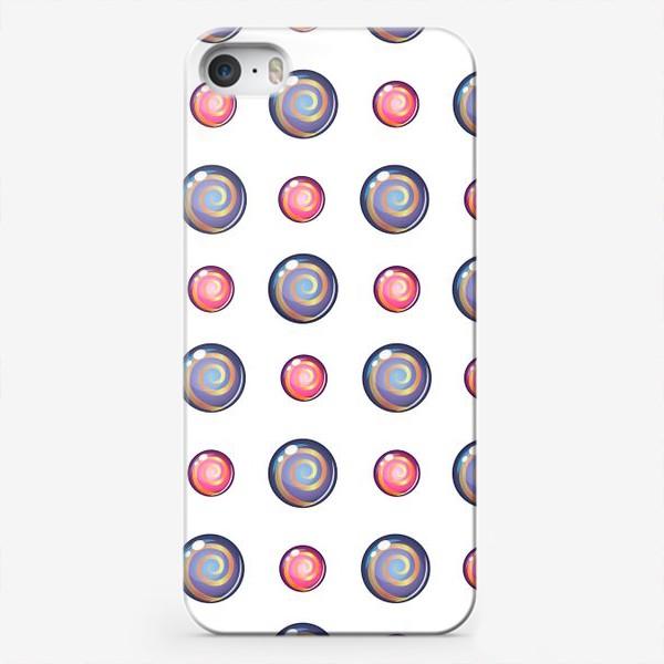 Чехол iPhone «Шары»