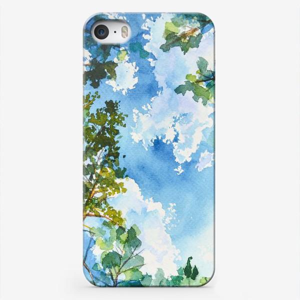 Чехол iPhone «Небо»