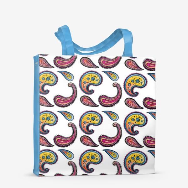 Сумка-шоппер «Узоры»