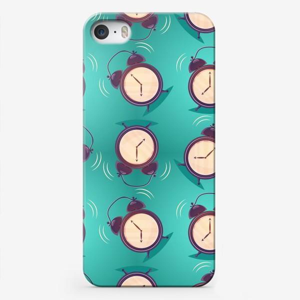Чехол iPhone «Alarm clock, будильники»