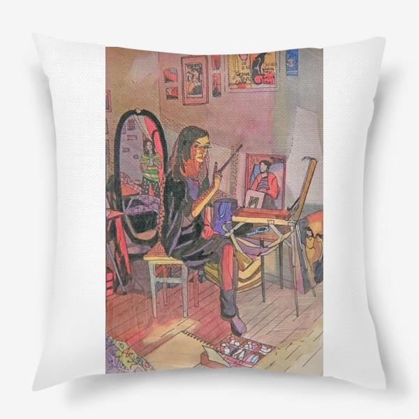 Подушка «Художницы»