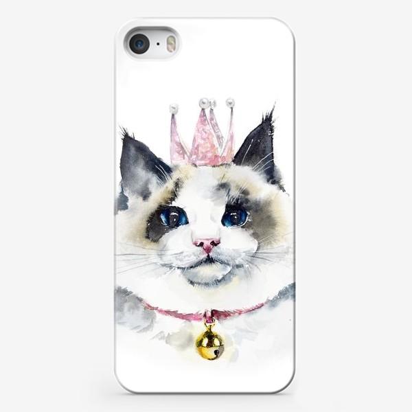 Чехол iPhone «Королева»