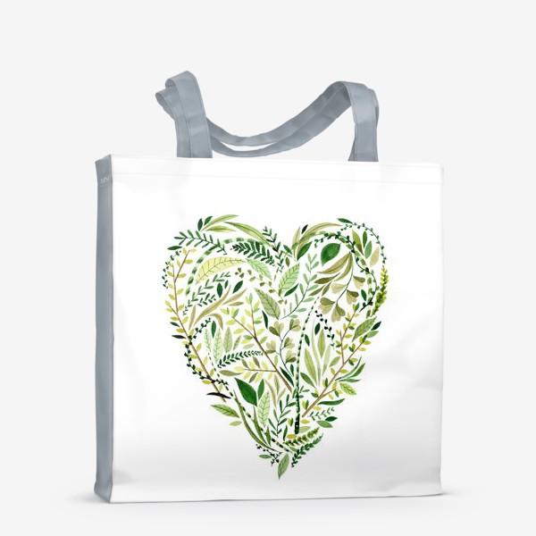 Сумка-шоппер «Herb »