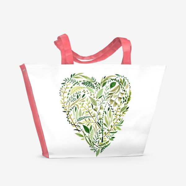 Пляжная сумка «Herb »