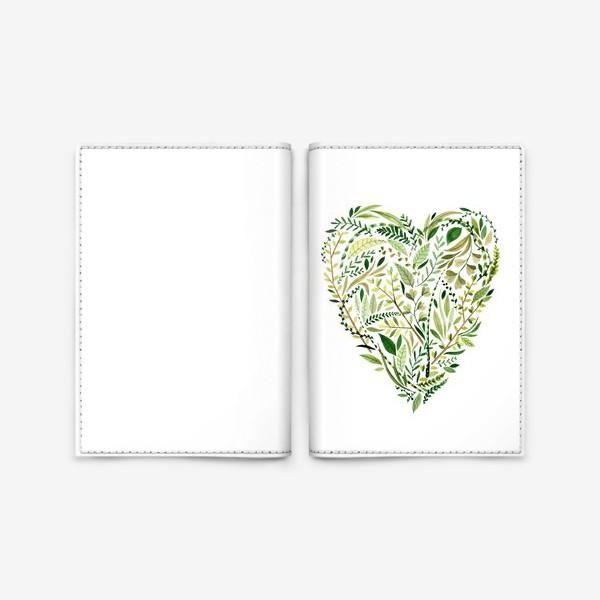 Обложка для паспорта «Herb »
