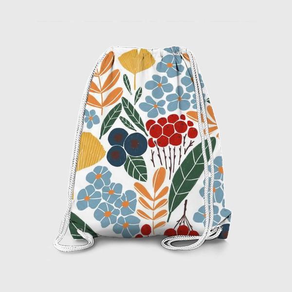 Рюкзак «Скандинавская осень»