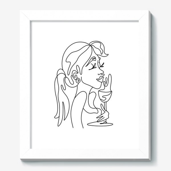 Картина «Винишко»