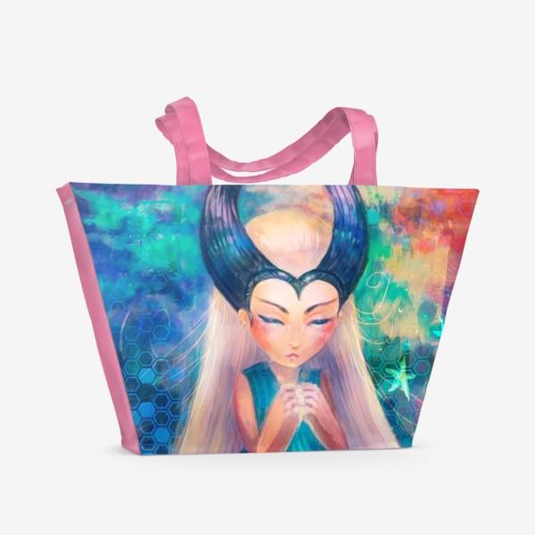 Пляжная сумка «Звездочка»