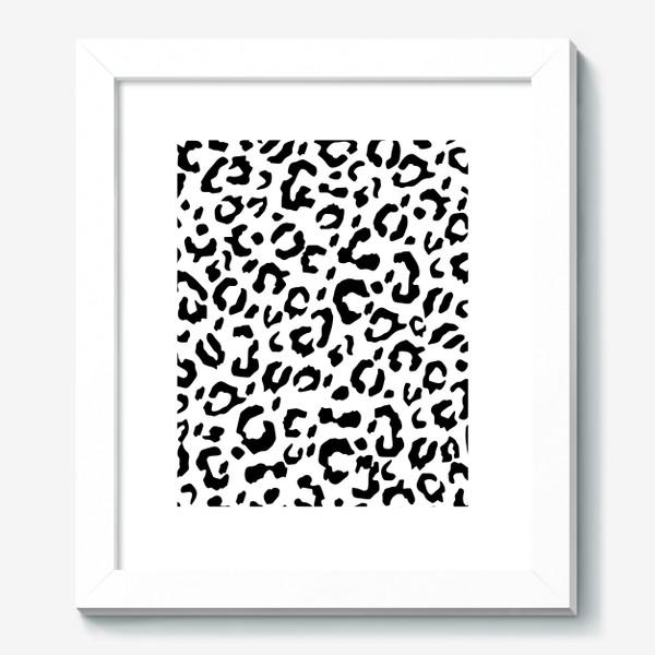 Картина «Леопардовый принт»