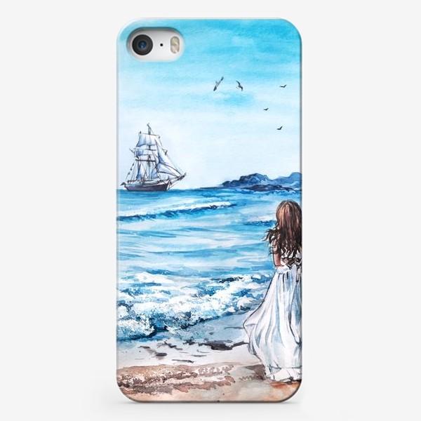 Чехол iPhone «В ожидании»
