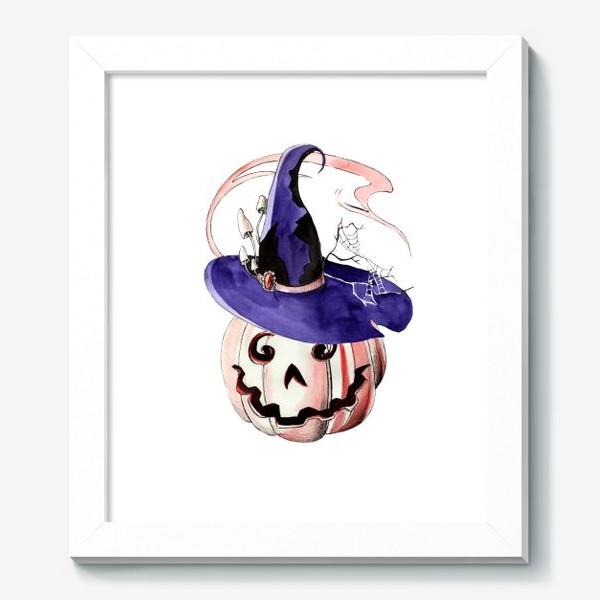 Картина «Тыква в волшебной шляпе»