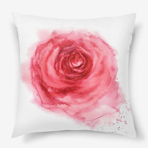 Подушка «Нежность и экспрессия»