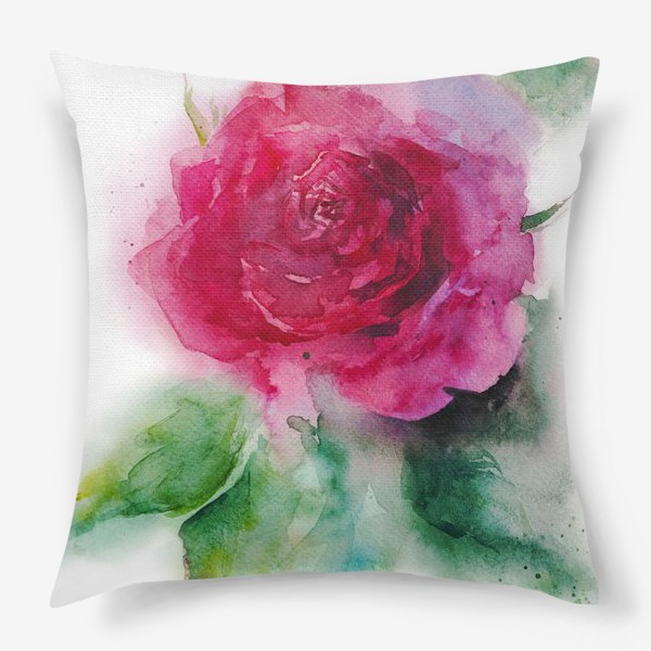Подушка «Поэма о розе»