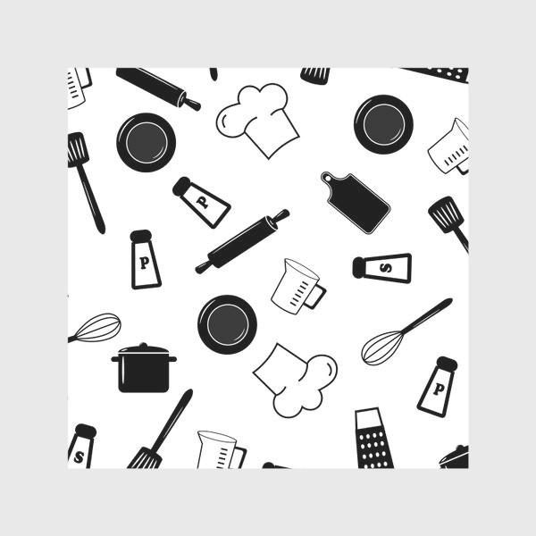 Скатерть «Кухонная посуда»