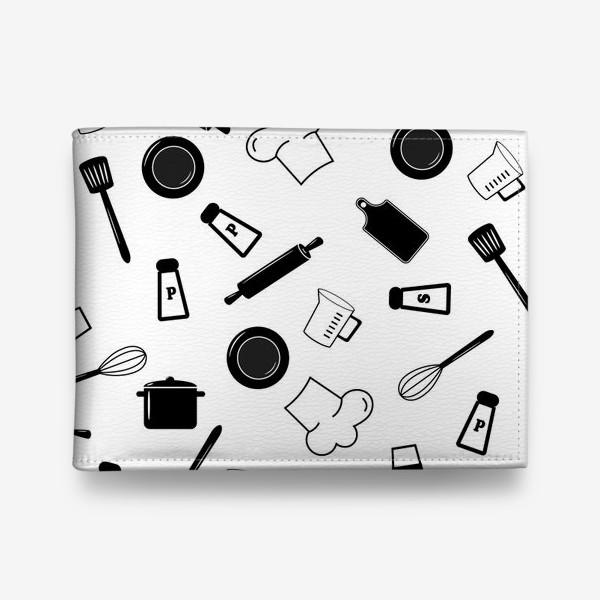 Кошелек «Кухонная посуда»